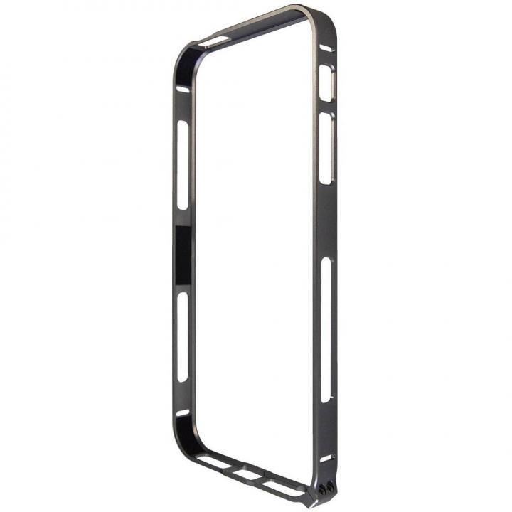 iPhone SE/5s/5 ケース iPhone SE/5s/5対応 エアーフレーム スペースグレイ_0