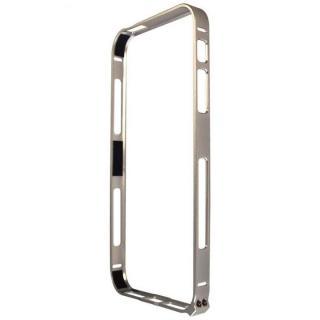 iPhone SE/5s/5対応 エアーフレーム シルバー