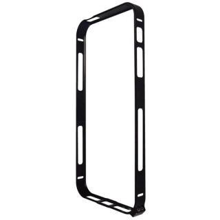 【iPhone SE/5s/5ケース】iPhone SE/5s/5対応 エアーフレーム ブラック