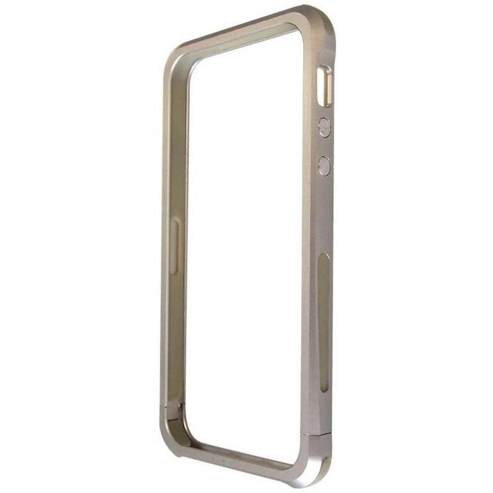 iPhone SE/5s/5 ケース iPhone SE/5s/5対応 アームフレーム シルバー_0