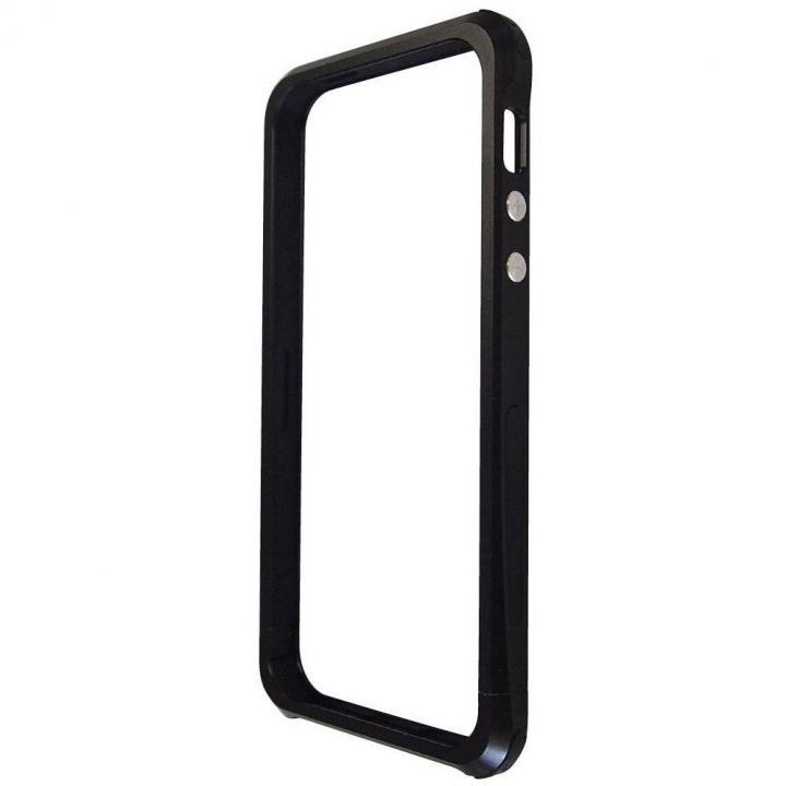 【iPhone SE/5s/5ケース】iPhone SE/5s/5対応 アームフレーム ブラック_0