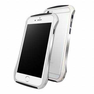 【iPhone6ケース】DRACOdesign アルミニウムバンパー DUCATI 6 シルバー iPhone 6