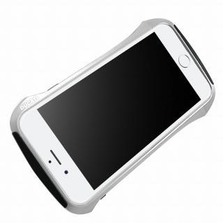【iPhone6ケース】DRACOdesign アルミニウムバンパー DUCATI 6 シルバー iPhone 6_4