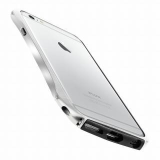 【iPhone6ケース】DRACOdesign アルミニウムバンパー DUCATI 6 シルバー iPhone 6_5
