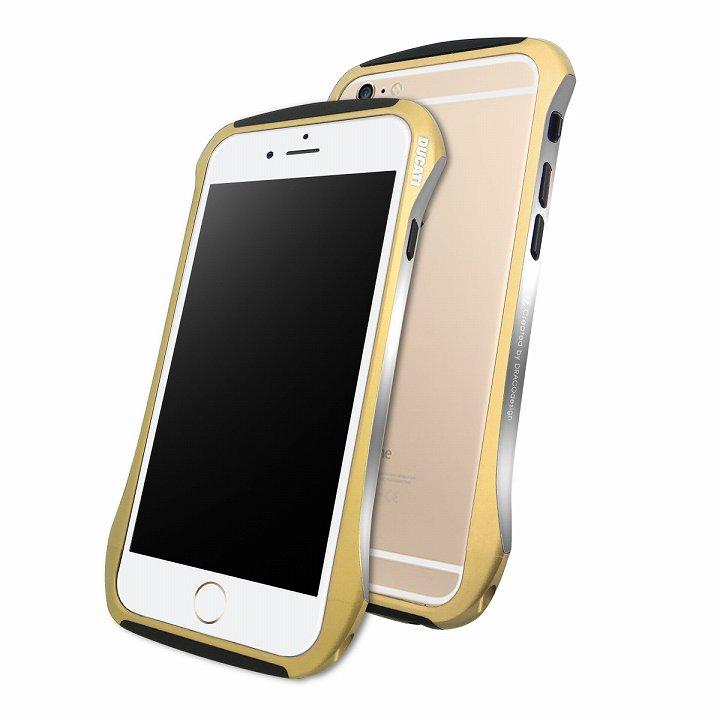 DRACOdesign アルミニウムバンパー DUCATI 6 ゴールド iPhone 6