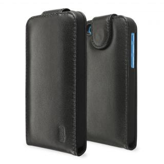 【その他のiPhone/iPodケース】SeeJacket Leather Flip iPhone5c,  黒