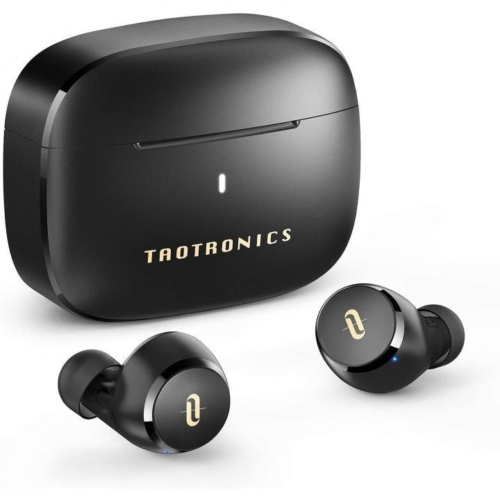 TaoTronics SoundLiberty 97 完全ワイヤレスイヤホン Bluetooth5.0  apt-X対応 IPX8防水【5月上旬】_0