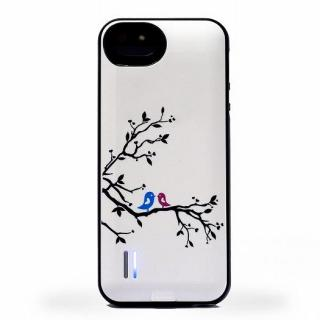 uncommon バッテリーケース UNC BIRDS  iPhone SE/5s/5