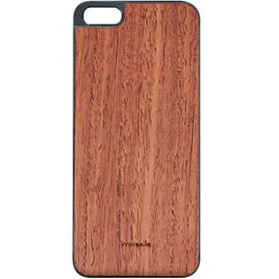 【iPhone SE/5s/5ケース】innerexile専用バックプレート Wood Back Odyssey 5 (Brown)_0