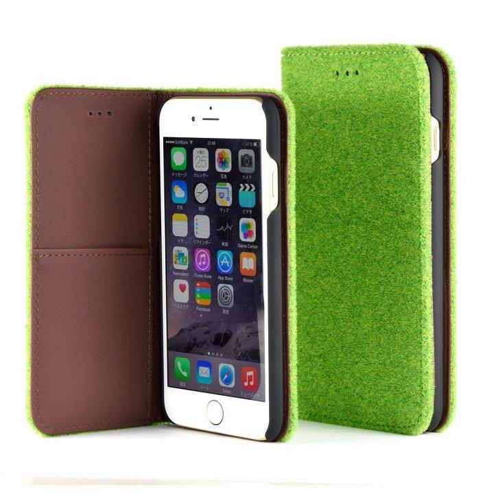 iPhone6 Plus ケース Shibaful -Yoyogi Park- 手帳型ケース iPhone 6 Plus_0