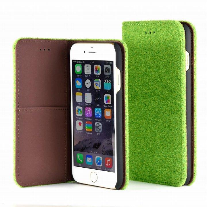 iPhone6 ケース Shibaful -Yoyogi Park- 手帳型ケース iPhone 6_0