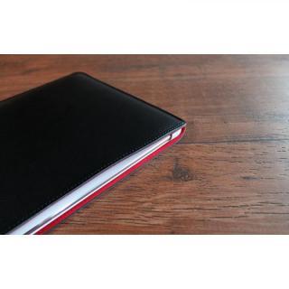 職人が作るオイルドレザースリーブ  ブラック 12.9インチiPad Pro_1