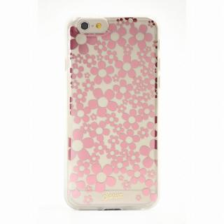 【iPhone6ケース】Sonix クリアデザインハードケース HELLO DAISY ROSE GOLD iPhone 6