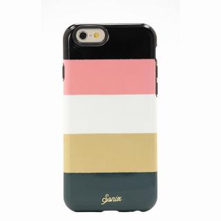 【iPhone6ケース】Sonix デザインハードケース INLAY AUTUMN STRIPE iPhone 6