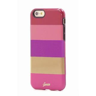 【iPhone6ケース】Sonix デザインハードケース INLAY FUCHSIA STRIPE iPhone 6_1