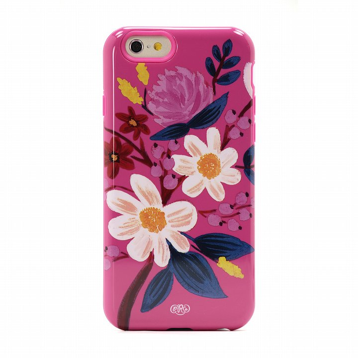 【iPhone6ケース】Sonix デザインハードケース INALY RPC JASMINE iPhone 6_0