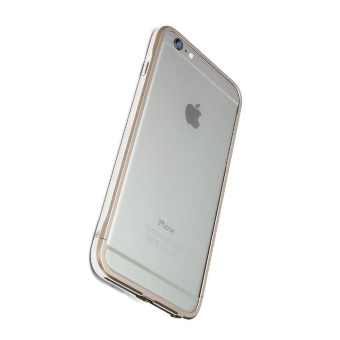 iPhone6 Plus ケース GRAVITY SWORD α アルミバンパー シャンパンゴールド iPhone 6 Plus_0
