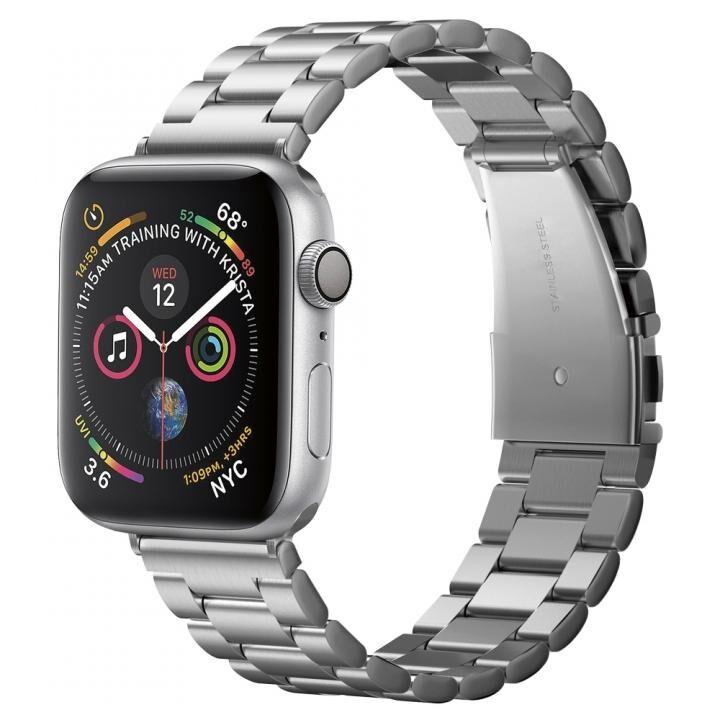 Apple Watch Series 5/4 (44mm)/3/2/1 (42mm) Watch Band Modern Fit Silver_0