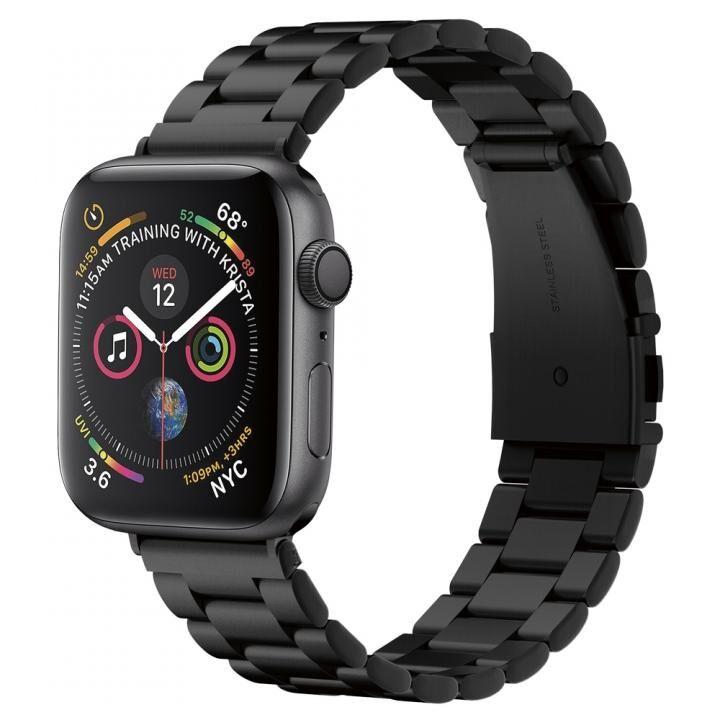 Apple Watch Series 5/4 (44mm)/3/2/1 (42mm) Watch Band Modern Fit Black_0