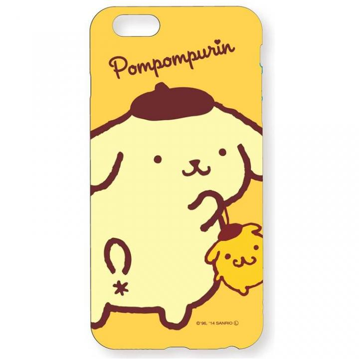 【iPhone6s Plus/6 Plusケース】ポムポムプリン ソフトケース アップ iPhone 6s Plus/6 Plusケース_0