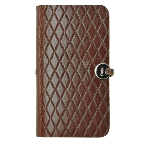 iPhone SE/5s/5 ケース Leather Arc Cover iPhone SE/5s/5 手帳型ケース L58 レッド_0