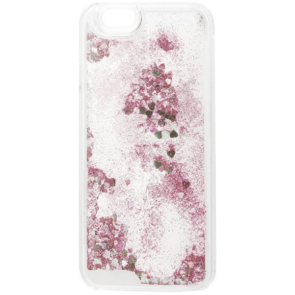 iPhone6 ケース ラメKIRA ハードケース ピンクゴールド iPhone 6_0