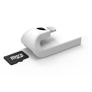 iOS専用microSDカードリーダー Leef iACCESS
