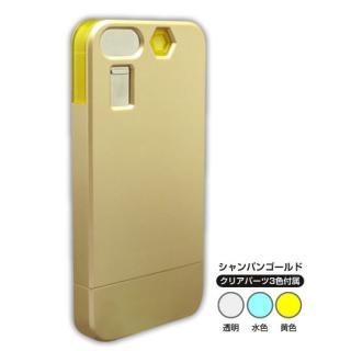 SPARX iPhone5s/5(シャンパンゴールド)