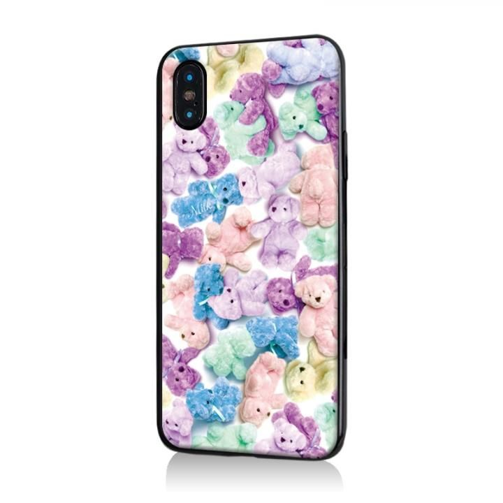 iPhone XS/X ケース MILK スキンシール LOVE BEARS iPhone XS/X_0