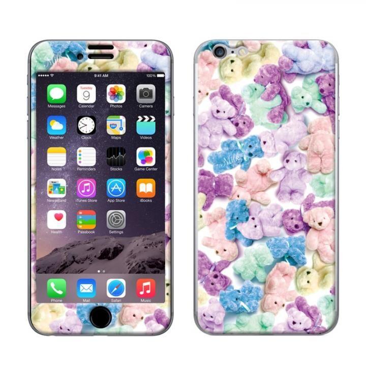 iPhone8/7 ケース MILK スキンシール LOVE BEAR iPhone 8/7_0