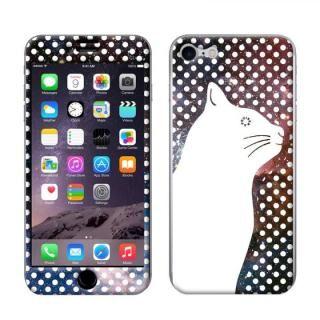 iPhone8/7 ケース FRAPBOIS スキンシール SPACE NEKO iPhone 8/7【2月上旬】