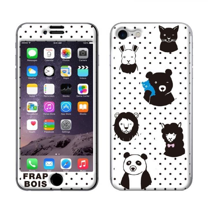 iPhone8/7 ケース FRAPBOIS スキンシール ALL STARS iPhone 8/7【8月下旬】_0