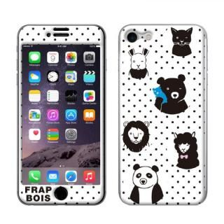 iPhone8/7 ケース FRAPBOIS スキンシール ALL STARS iPhone 8/7【2月上旬】