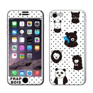 iPhone8/7 ケース FRAPBOIS スキンシール ALL STARS iPhone 8/7【8月下旬】