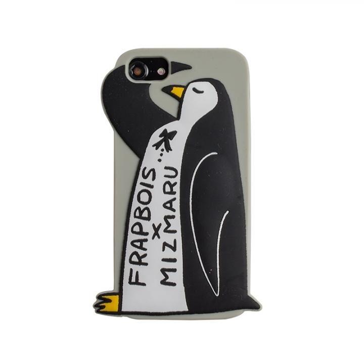 iPhone8/7/6s/6 ケース FRAPBOIS 背面ケース 3D MIZUMARU PENGUIN SD iPhone 8/7/6s/6【2020年1月中旬】_0