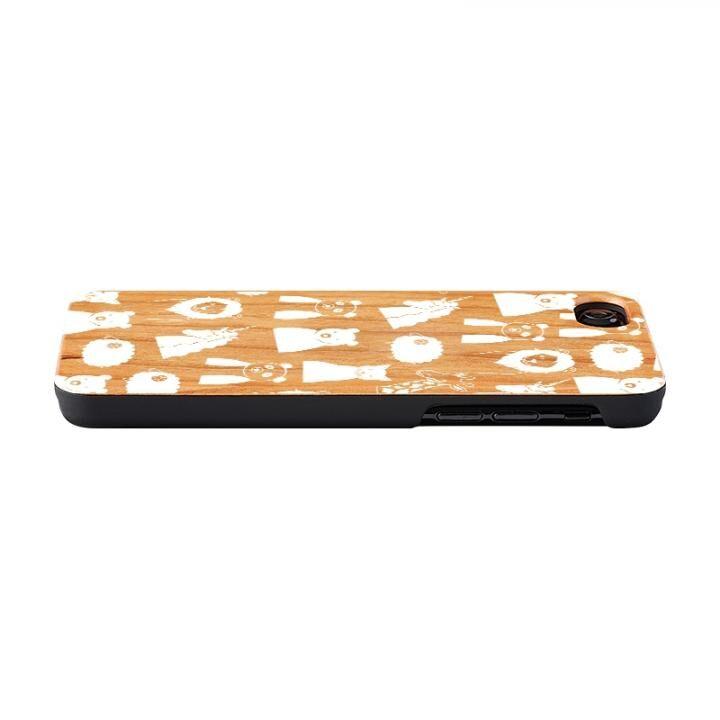 【iPhone8/7/6s/6ケース】FRAPBOIS ウッドケース WOOD ZOO WHITE iPhone 8/7/6s/6【3月上旬】_0