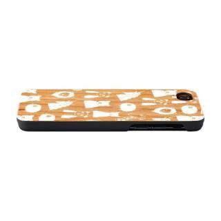 iPhone8/7/6s/6 ケース FRAPBOIS ウッドケース WOOD ZOO WHITE iPhone 8/7/6s/6