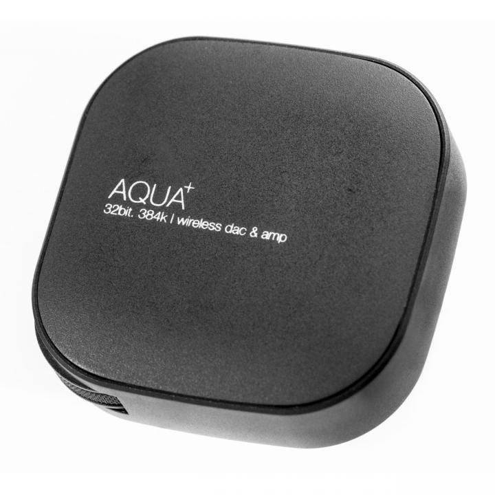 ワイヤレスアンプ AQUA+ ブラック