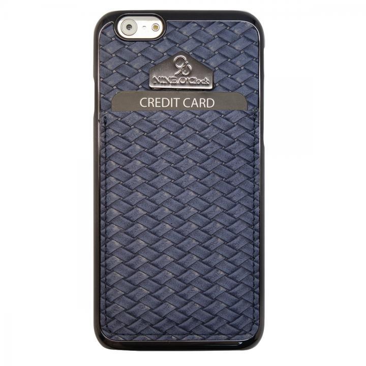 iPhone6 ケース i-Pocket クラシック ブルー iPhone 6ケース_0