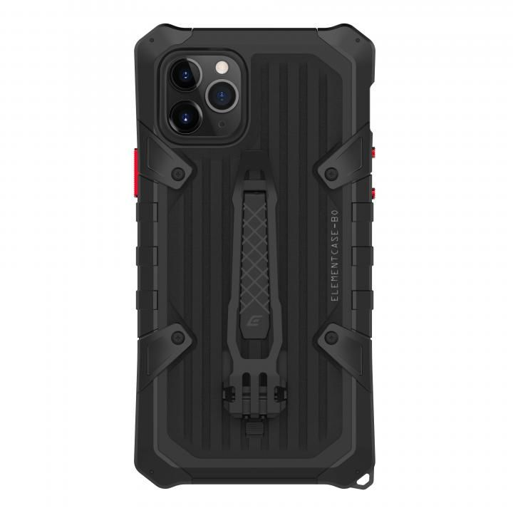iPhone 11 Pro Max ケース ELEMENT CASE Black Ops Elite '19 Black iPhone 11 Pro Max_0