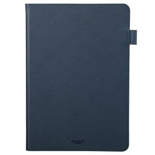 EURO Passione PU Leather 手帳型ケース ネイビー 10.2インチ iPad(第7世代/第8世代)