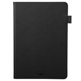 EURO Passione PU Leather 手帳型ケース ブラック 10.2インチ iPad(第7世代/第8世代)