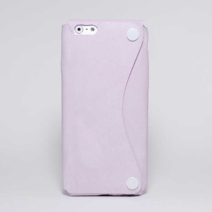 iPhone6s/6 ケース 本革一枚で包み込むケース mobakawa ラディアント・オーキッド iPhone 6s/6_0