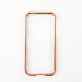 iPhone SE/5s/5 バンパー アルマーバンパー ドゥオフレーム ローズゴールド
