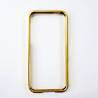 iPhone SE/5s/5 バンパー アルマーバンパー ドゥオフレーム シャンパンゴールド