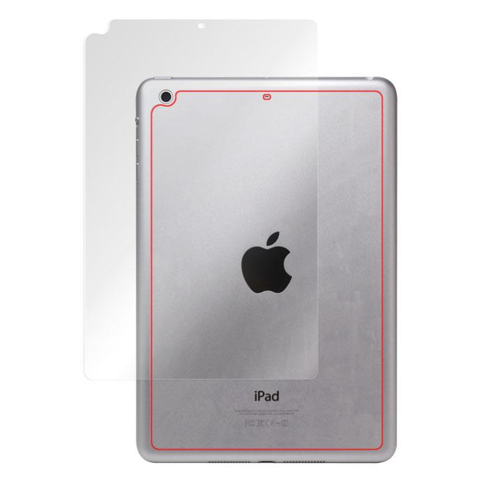 OverLay Brilliant iPad mini/2/3対応(Wi-Fiモデル)  背面保護シート【光沢タイプ】_0