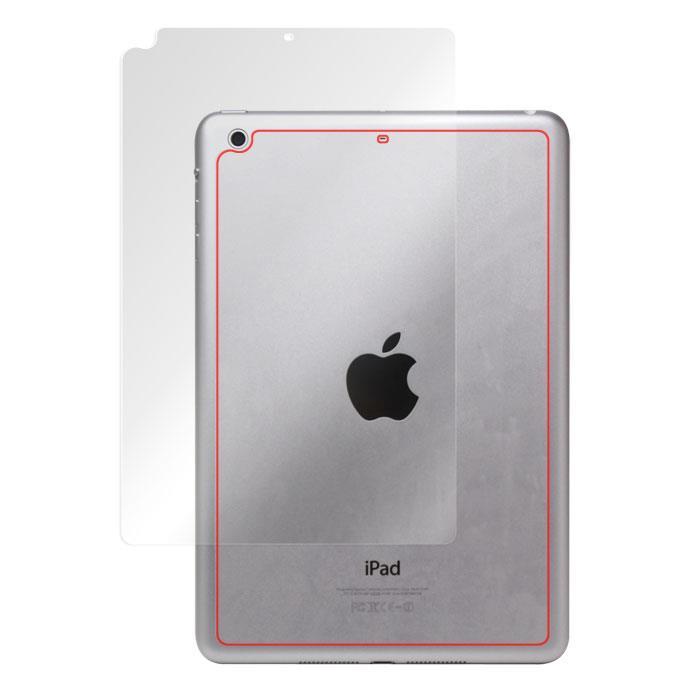 [4周年特価]OverLay Brilliant iPad mini/2/3対応(Wi-Fiモデル)  背面保護シート【光沢タイプ】
