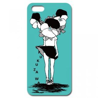 【iPhone SE/5s/5ケース】フクザワ【花】iPhone SE/5s/5ケース