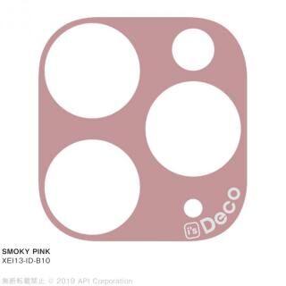 iPhone 11 Pro Max ケース EYLE i's Deco カメラレンズ デコフィルム SMOKY PINK iPhone 11 Pro Max