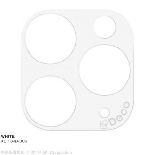 iPhone 11 Pro Max ケース EYLE i's Deco カメラレンズ デコフィルム WHITE iPhone 11 Pro Max【12月下旬】